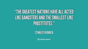 Stanley Kubrick Quotes