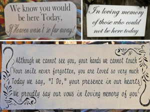In Memory Of Loved Ones Quotes