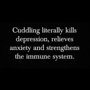 Depression, Relieves, Anxiety And Strengthens The Immune System: Quote ...