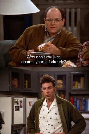 seinfeld quote george to kramer the nose job