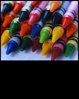 Crayons and Crayon Boxes