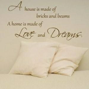 house #home #quote