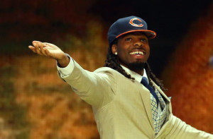 Chicago Bears GM Ryan Pace and Kevin White QUotes