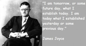 James joyce quotes 4