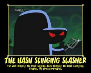 ... shift, hash slinging slasher, lol, spongebob, spongebob squarepants