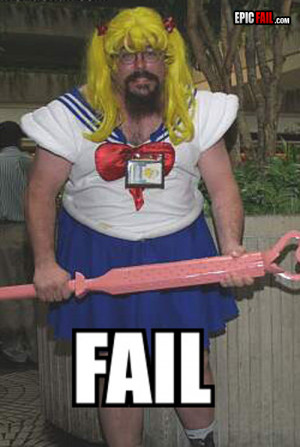 sailor moon fail