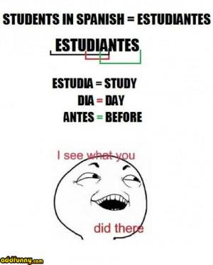 Spanish random