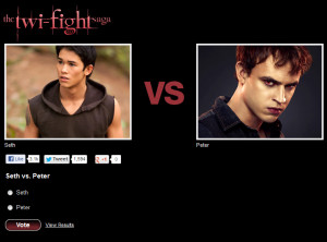 Seth Twilight Breaking Dawn Vote for seth clearwater in