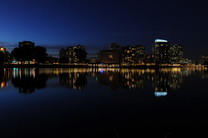 downtown oakland lake merritt is like the oakland equivalent of the ...