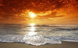 Ocean | Ocean Sunset