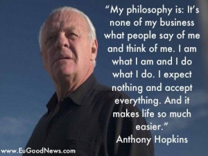 Anthony Hopkins! Brilliance!