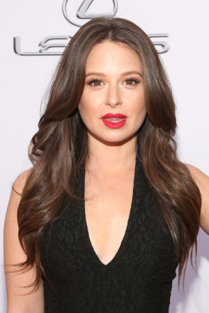 Katie Lowes Actress Katie Lowes attends the 45th NAACP Image Awards