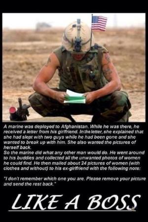 What a freaking badass.