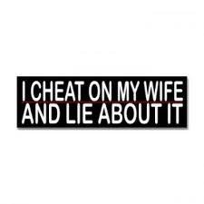 lying husband