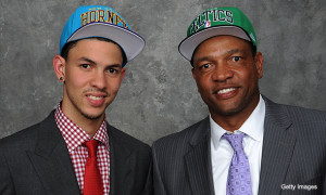 Posted by Trey Kerby under Boston Celtics , New Orleans Hornets on Jan ...