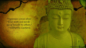 Quote by Gautama Buddha to choose the right path