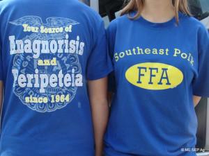 Funny Ffa Shirts Polk ffa t-shirt -- just