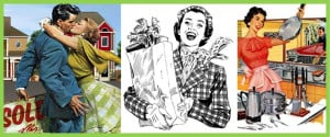 1950s housewife quotes. Much, if not all,