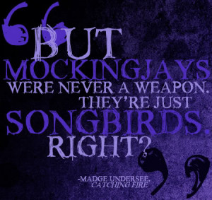 Hunger Games Trilogy Quote Icons (& then some...)