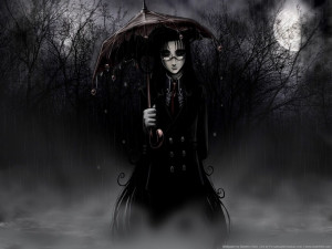 After Dark Dark Rain