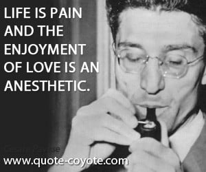 Cesare Pavese Quotes