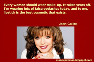 Beauty Quote: Joan Collins