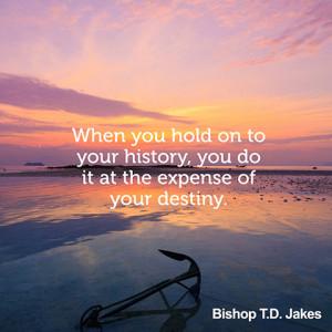 Td Jakes Quotes Let It Go Bishop t.d. jakes