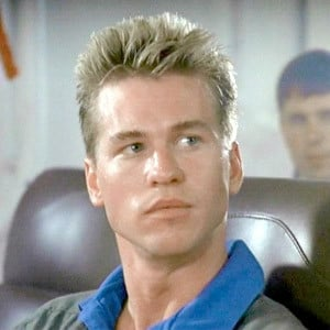 "You can be my wingman any time."" Iceman in Top Gun"