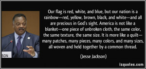 More Jesse Jackson Quotes