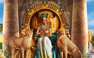 Cleopatra VII Philopator pharaoh Ancient Egypt Ptolemaic dynasty ...