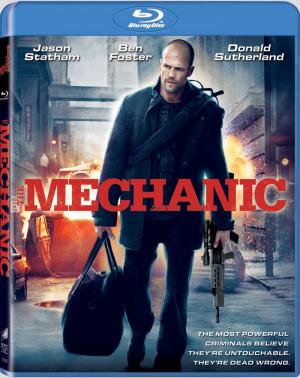 The Mechanic (US - DVD R1   BD RA)