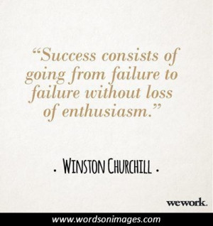 Inspirational quotes winston churchill