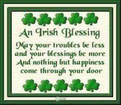 Blessed, Holiday, Ireland, Irish Blessed, Irish Quotes, Things Irish ...