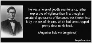 More Augustus Baldwin Longstreet Quotes