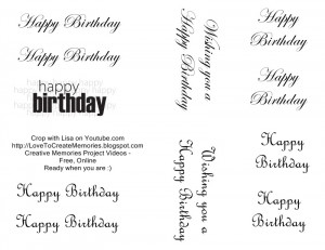 ... You Happy on Your Birthday And Always Stay Blessed ~ Birthday Quote
