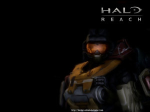 Halo Reach Wallpaper...