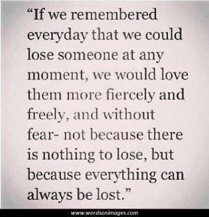 Download Inspirational Sympathy Quotes and Sayings