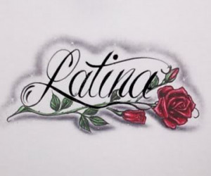 All Graphics » latina for life