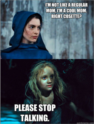 If 'Les Miserables' and 'Mean Girls' Had a Baby, This Tumblr ...