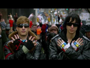 ... Incredibad ), this time featuring Julian Casablancas of The Strokes