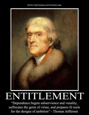 We Need a Thomas Jefferson Please