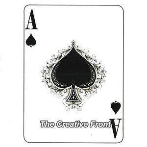 Ace Spades Playing Card Diy