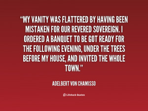Quotes About Vanity