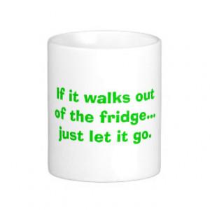 Kitchen Humor Coffee Mug