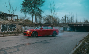and hear the 2015 dodge charger srt hellcat at top speed photo gallery