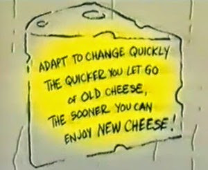 Who Moved My Cheese Quotes (Moving On Quotes) 0252 4