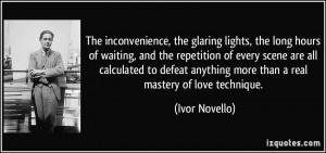 More Ivor Novello Quotes