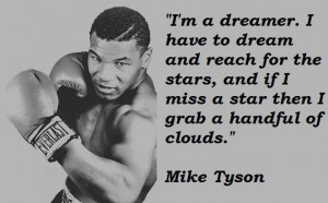 Mike tyson famous quotes 4