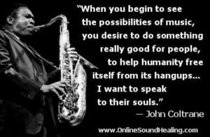John Coltrane Quotes God. QuotesGram