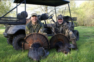 Trophy Country Turkey Hunting